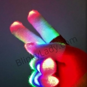 Rainbow Gloves 8 - Marked