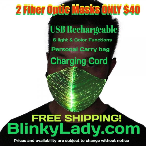 Fiber Optic Mask 2 for 40